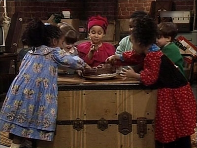 The Cosby Show - 06x16 The Birthday Party
