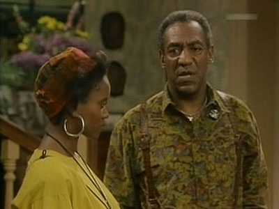The Cosby Show - 07x04 Period of Adjustment