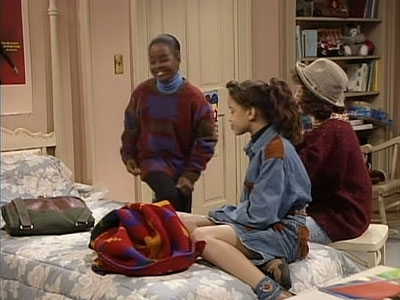 The Cosby Show - 07x09 The Infantry Has Landed (And They've Fallen Off the Roof)
