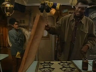 The Cosby Show - 07x10 You Can Go Home Again