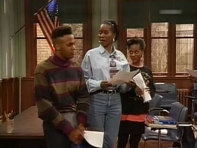 The Cosby Show - 07x15 Attack of the Killer B's