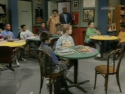 The Cosby Show - 07x25 Theo and the Kids (1)