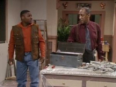 The Cosby Show - 08x03 Particles in Motion