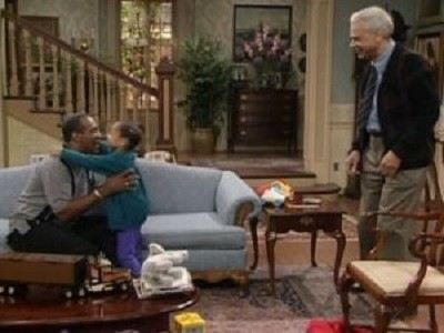 The Cosby Show - 08x06 It's Apparent to Everyone