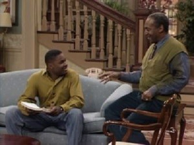 The Cosby Show - 08x08 Olivia's Field Trip