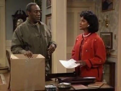 The Cosby Show - 08x09 For Men Only