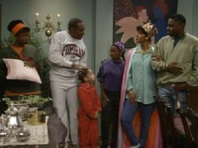 The Cosby Show - 08x12 Clair's Place