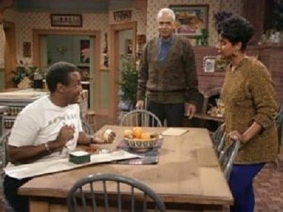The Cosby Show - 08x18 Cliff Gets Jilted