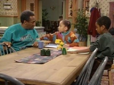 The Cosby Show - 08x19 Cliff and Theo Come Clean