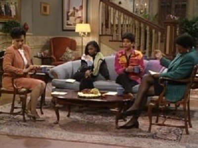The Cosby Show - 08x20 Clair's Reunion