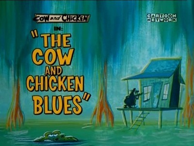 "Cow and Chicken - 04x12 ""The Cow and Chicken Blues""/""The Ballad of Cow and Chicken"" Screenshot"