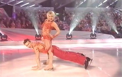 Dancing on Ice (UK) - 01x03 Series 1, Show 2