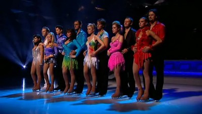 Dancing on Ice (UK) - 04x04 Series 4, Show 2 (Result)