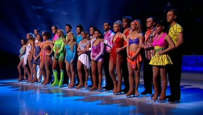 Dancing on Ice (UK) - 04x06 Series 4, Show 3 (Result)