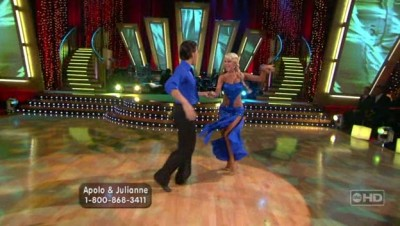 Dancing With the Stars - 04x17 Performance Show