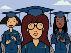 Daria - TV Movie: Is It College Yet? Screenshot