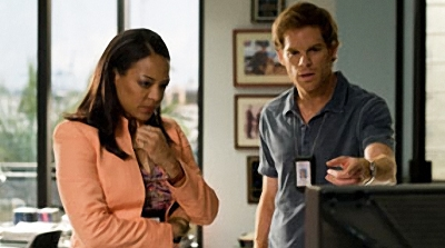 Dexter - 02x07 That Night, a Forest Grew