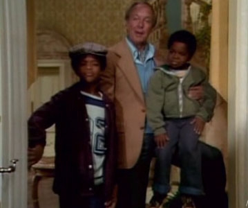 Phillip Drummond accepts his dead housekeeper's two sons as his own