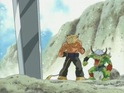 Digimon: Digital Monsters - 01x08 Evil Shows His Face