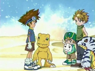 Digimon: Digital Monsters - 01x16 The Arrival of Skullgreymon