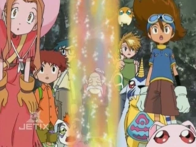 Digimon: Digital Monsters - 01x28 It's All in the Cards (2)