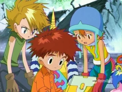 Digimon: Digital Monsters - 01x38 Prophecy (1)