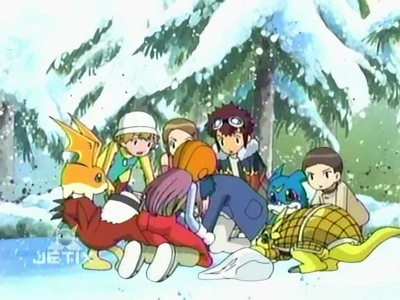 Digimon: Digital Monsters - 02x05 Old Reliable