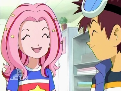 Digimon: Digital Monsters - 02x06 Family Picnic