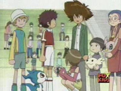 Digimon: Digital Monsters - 02x08 Ken's Secret
