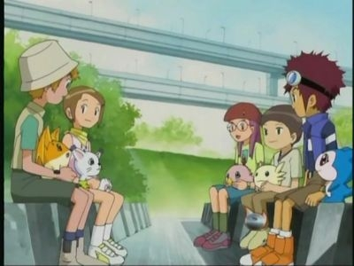 Digimon: Digital Monsters - 02x17 Ghost of a Chance