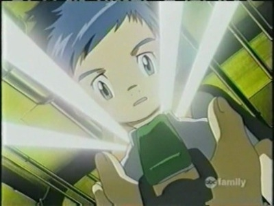 Digimon: Digital Monsters - 03x03 To Fight or Not to Fight