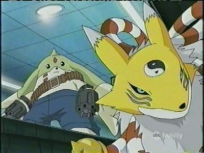 Digimon: Digital Monsters - 03x15 Snakes, Trains, and Digimon [a.k.a. Saga of the Devas (1)]