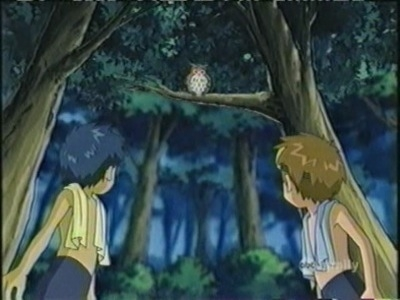 Digimon: Digital Monsters - 03x16 Back to Nature, Back to Battle [a.k.a. Saga of the Devas (2)]