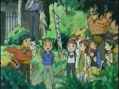 Digimon: Digital Monsters - 03x25 The Journey Begins
