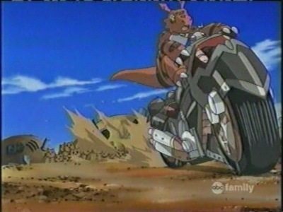 Digimon: Digital Monsters - 03x28 Motorcycle Madness