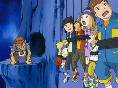 Digimon: Digital Monsters - 04x06 A Molehill Out Of a Mountain