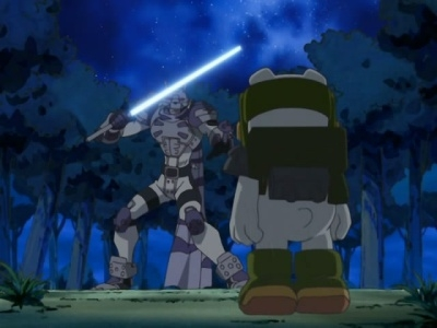 Digimon: Digital Monsters - 04x09 Welcome to My Nightmare