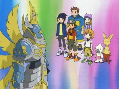 Digimon: Digital Monsters - 04x13 Better An Egg Than An Egg Shell
