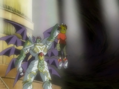 Digimon: Digital Monsters - 04x28 Darkness Before the Dawn