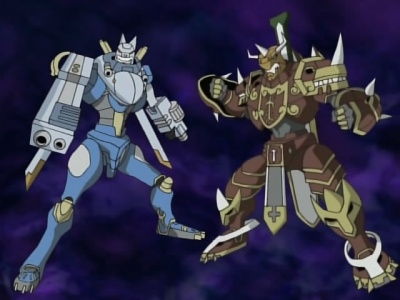 Digimon: Digital Monsters - 04x35 Takuya and Koji's Evolution Revolution