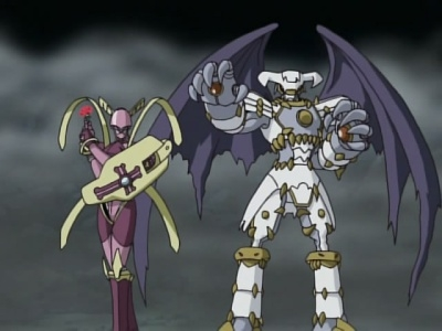 Digimon: Digital Monsters - 04x38 It Can't Be! Lucemon Reappears