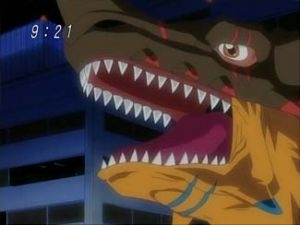 Digimon: Digital Monsters - 05x01 There Are Monsters Among Us