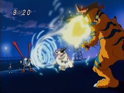 Digimon: Digital Monsters - 05x04 The New Team of Marcus and Thomas