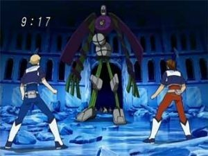 Digimon: Digital Monsters - 05x25 Kurata's Revenge