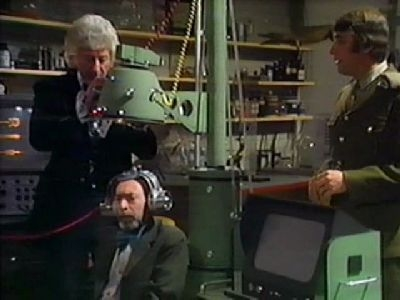 Doctor Who (UK) (1963) - 11x21 Planet of the Spiders, Part One