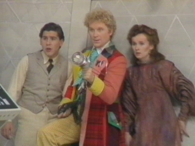Doctor Who (UK) (1963) - 22x11 Timelash, Part Two