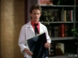Doogie Howser, M.D. - 01x23 And the Winner Is...
