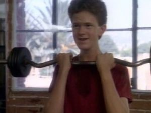 Doogie Howser, M.D. - 02x09 Nautilus for Naught
