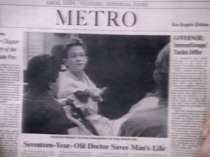 Doogie Howser, M.D. - 02x22 Planet of the Dateless