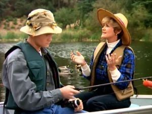 Doogie Howser, M.D. - 04x12 The Mother of All Fishing Trips